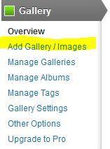 add gallery