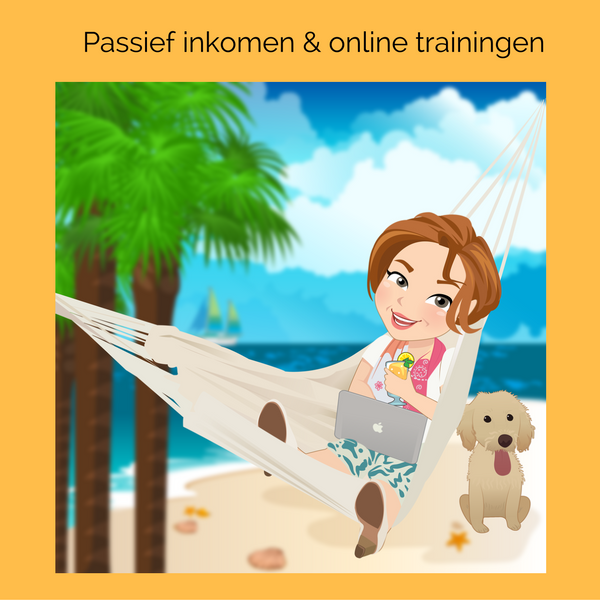 passief inkomen & online trainingen