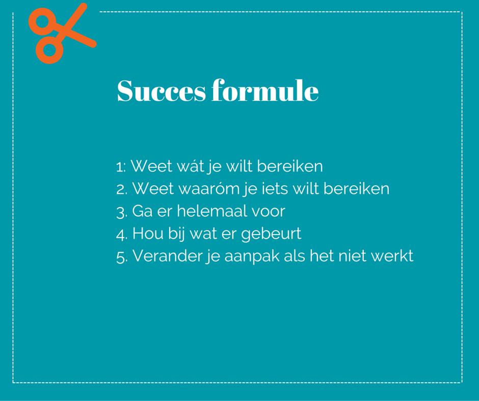 Succes formule(4)