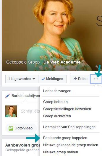Facebook groep maken zakelijk