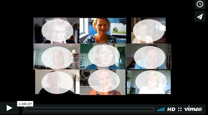 Virtueel coachen of vergaderen met Zoom